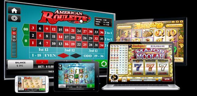オンラインカジノの様々な特徴