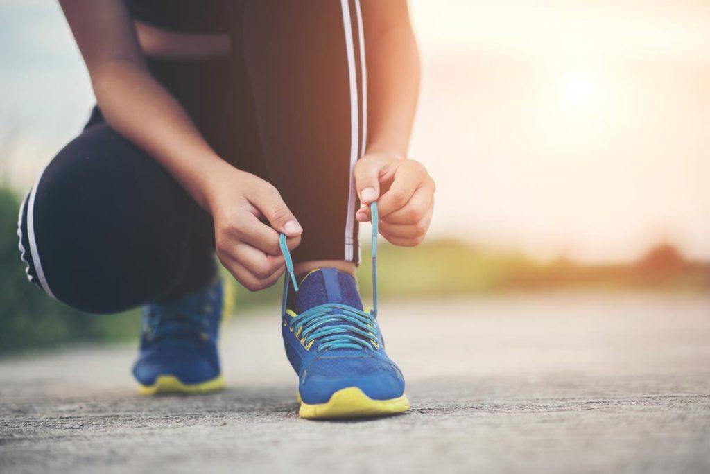 fare sport con la menopausa