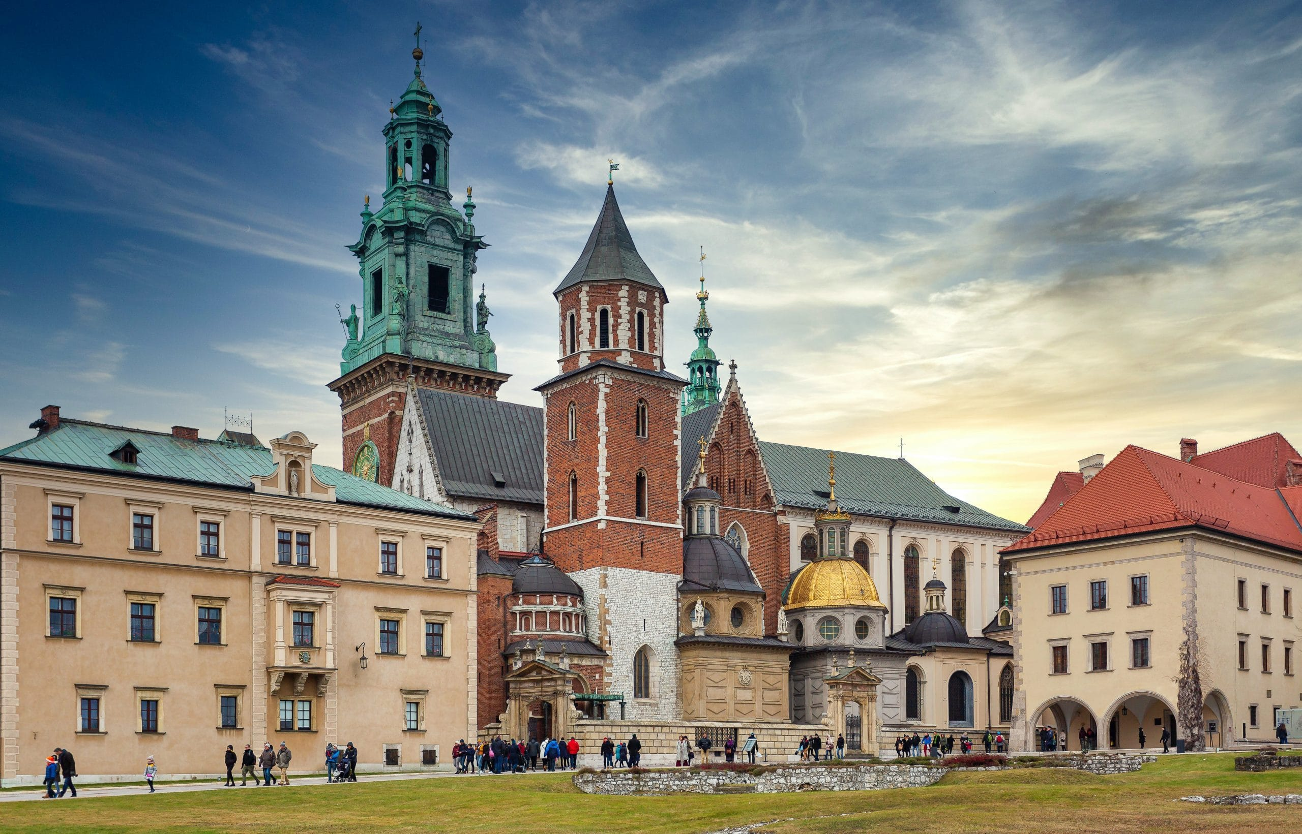 working from home? try Krakow