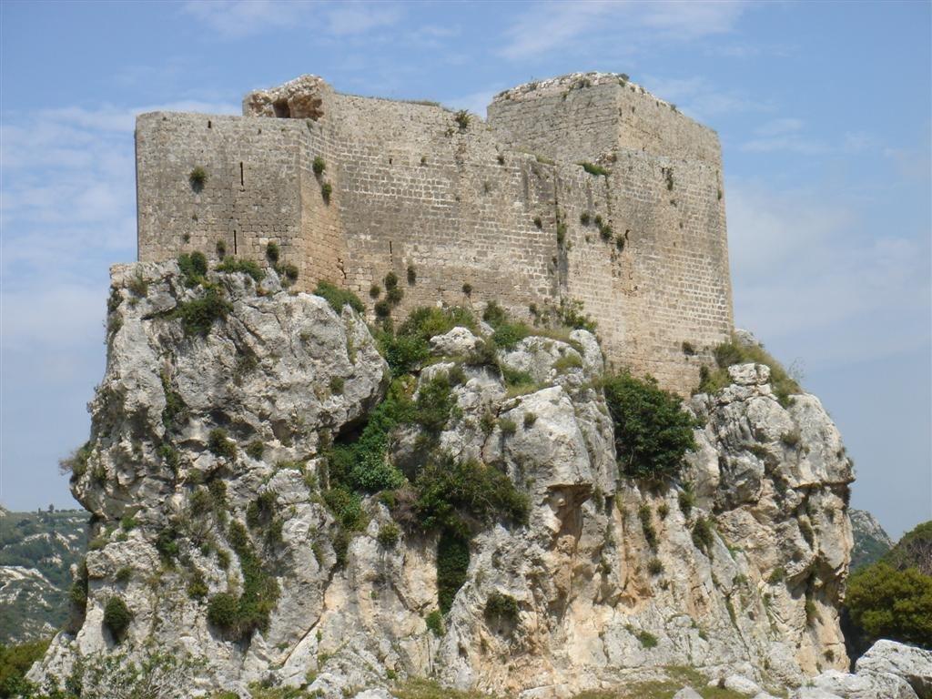Msaylha Castle - Chekka, North Lebanon