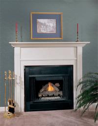 BCT2536 Merit Series B-Vent Superior Fireplace IHP