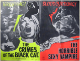 Crimes of the Black Cat quad