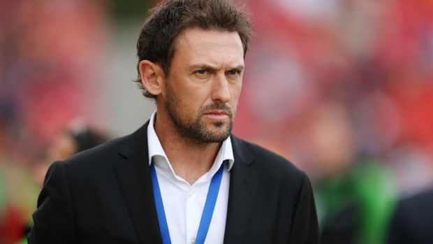 Quietly confident: Tony Popovic.