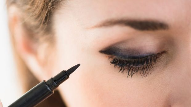 """The Arbonne """"It's a Fine Line"""" liquid eyeliner has been found to have high levels of bacteria."""