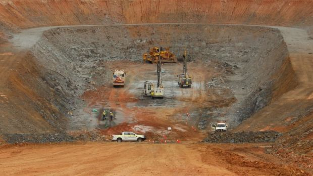 Sirius Resources' Nova nickel-copper project is one of the few mines being developed in Western Australia.