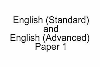 HSC 2016: English (Standard) and English (Advanced) Paper 1