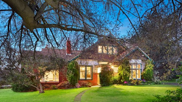 11 Sackville St, Kew has been held by one family for 97 years. Photo: Supplied