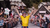 On the line: Actor Ben Foster fiercely channels the arrogance of disgraced cyclist Lance Armstrong in The Program.