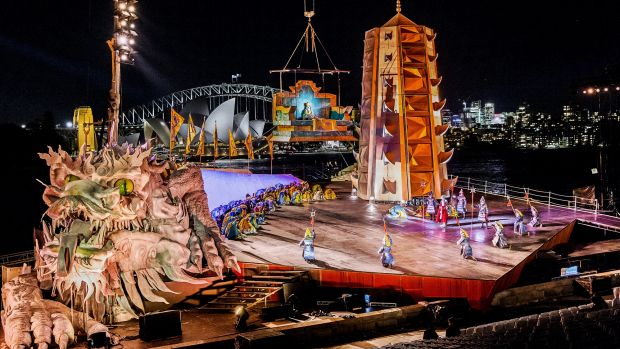 Image result for turandot on the harbour