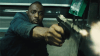 Next stop, Bond: Idris Elba shows his gunmanship in the ripper action film Bastille Day.