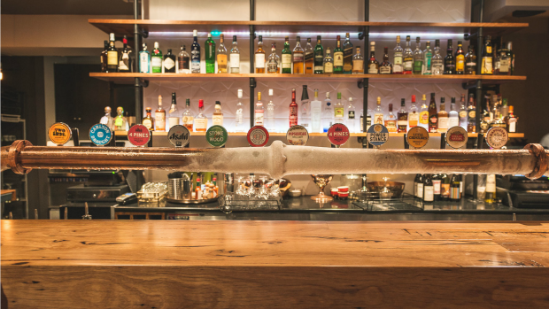 The Metropolitan is typical of CBD pubs, but a bit sharper around the edges.