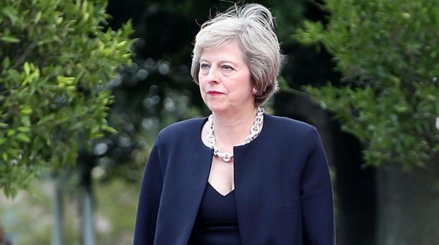 Mr Cameron said he did not want to be a distraction to his successor, Theresa May.