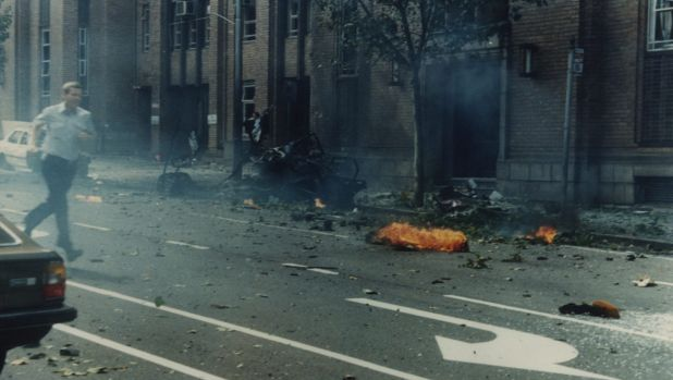 The Russell Street bombing in 1986 left one person dead and 21 injured.