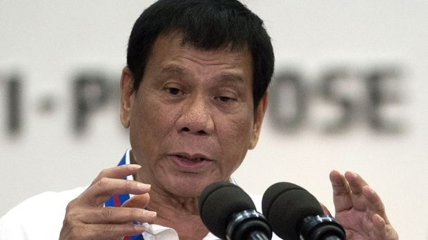 Philippine President Rodrigo Duterte threatened to withdraw his country from the UN in his latest outburst against ...