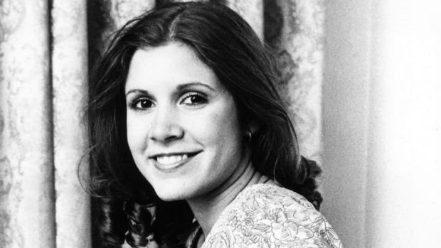 Carrie Fisher (1977)