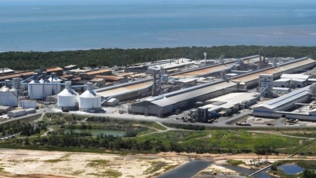 "Boyne Smelters Ltd is set to shed jobs and cut production due to ""uncompetitive"" power prices."