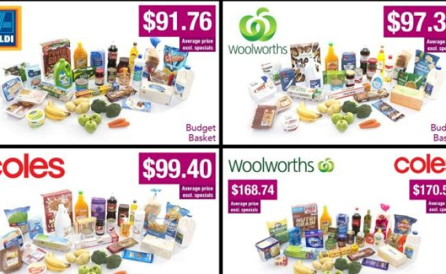 Aldi Has The Cheapest Grocery Basket In Australia Choice