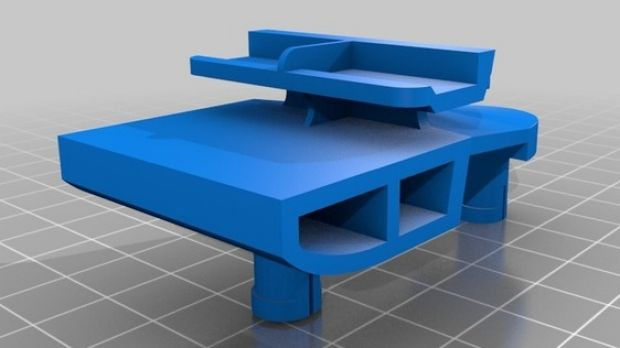 It took just three hours to design a replacement dishwasher tray bracket. It cost just $1.60, about 2 per cent of the part's $45 retail price tag, to print.
