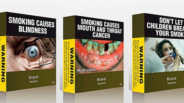 Image result for australia plain packaging