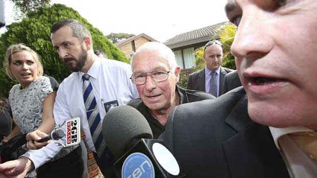 Rogerson arrested at Padstow Heights home