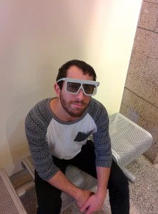 Seeing a 3D Movie