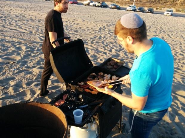 Rabbi B - Grilli'n