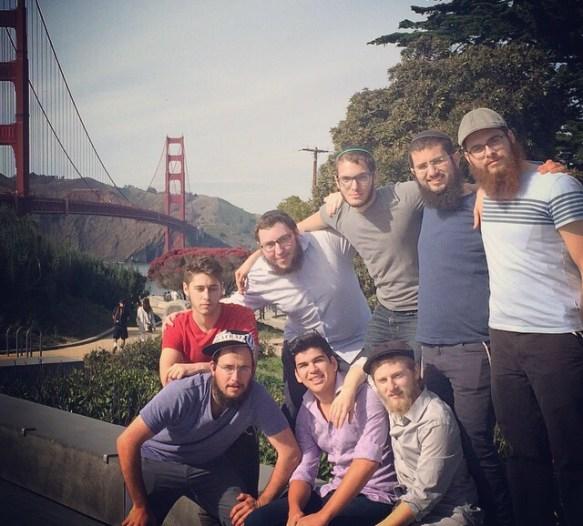San Fransisco Shabbaton