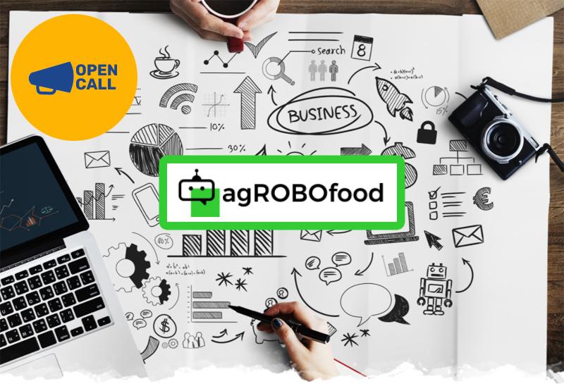 Bando aperto da parte di agROBOfood per sostenere progetti robotici in campo agroalimentare