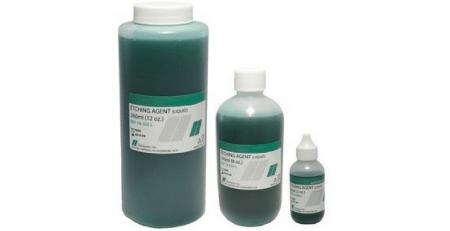 Etching Liquid Green