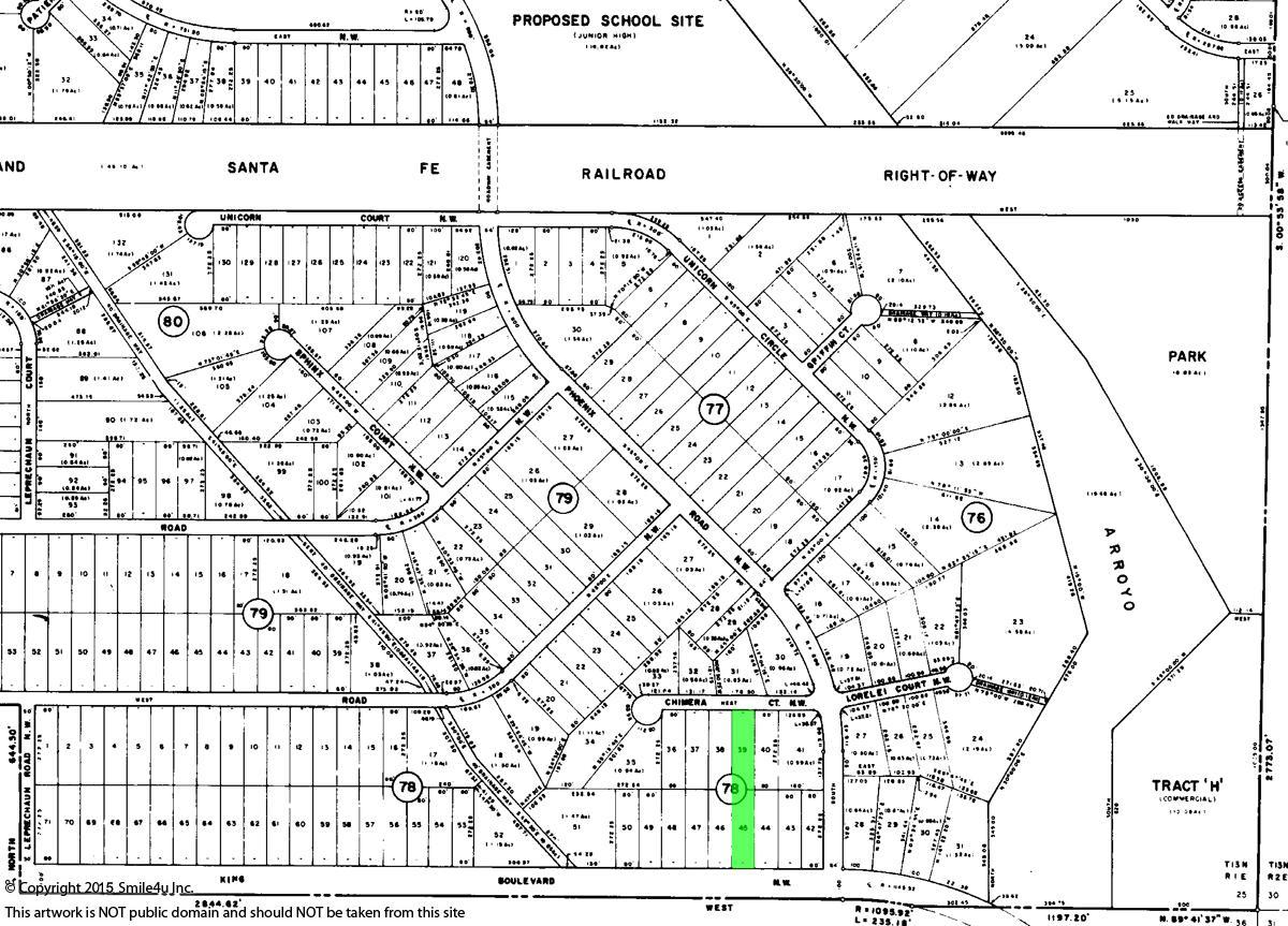 1 Acre Land In Rio Rancho New Mexico