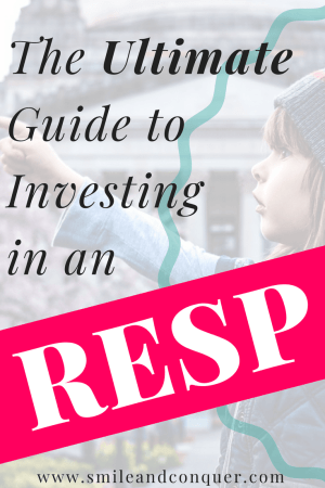 Everything you need to know about investing in a Registered Education Savings Plan for your child's post-secondary education.
