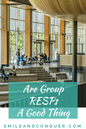 Should you consider a group RESP to save for your child's education?