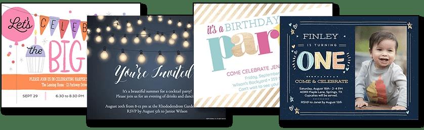 create an invitation online free