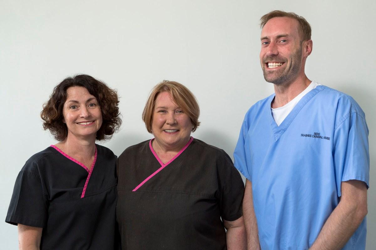 Baxendental Team dental clinic plymouth