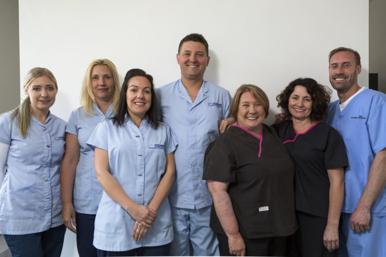 Dental Clinic Plymouth - Smilecare Team Photo Meet our Dental Team