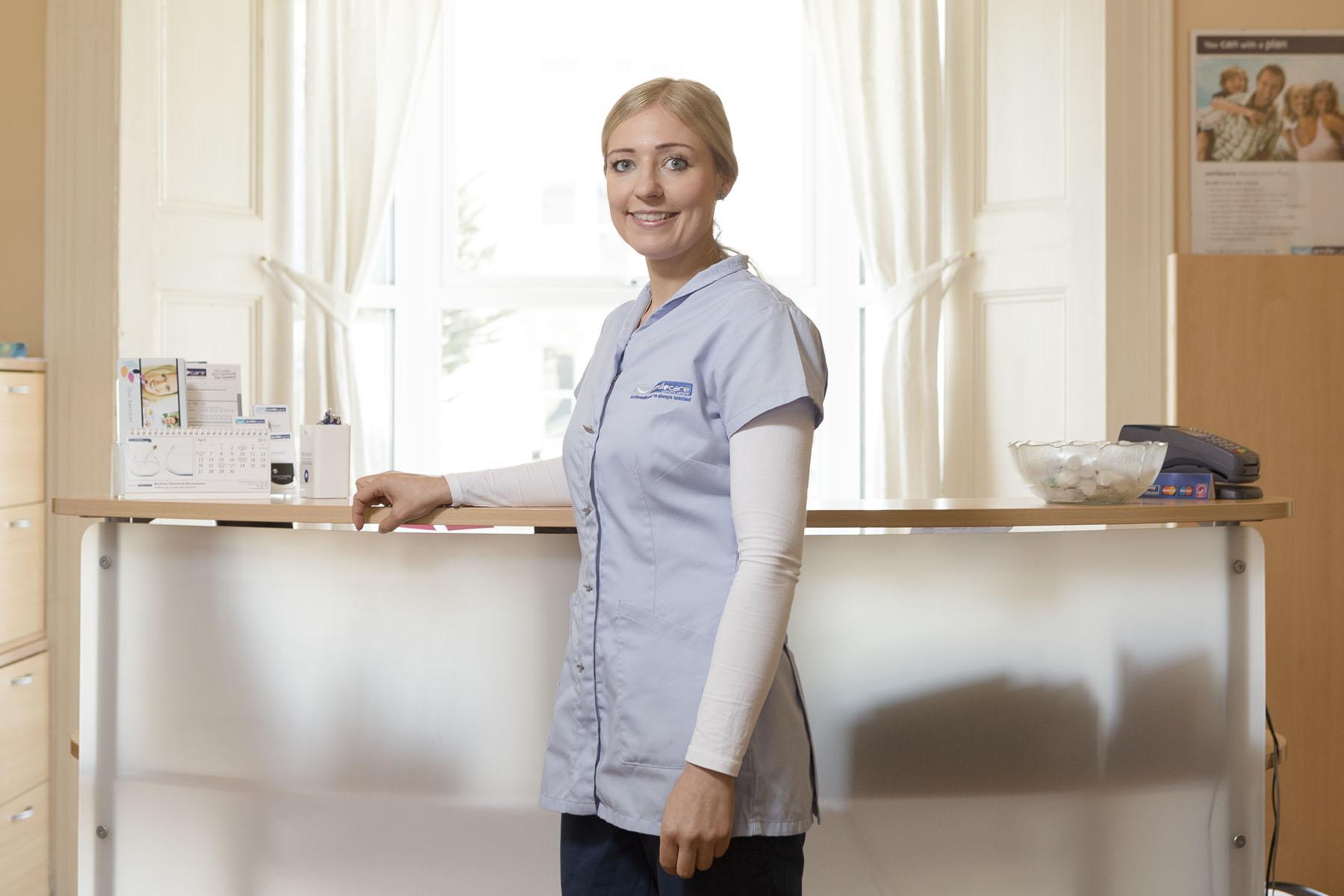 Miss Joanna Bartycha – Registered Dental Nurse