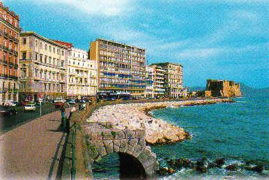 hotel Napoli Vomero
