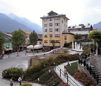 hotel SaintVincent Terme della Valle dAosta