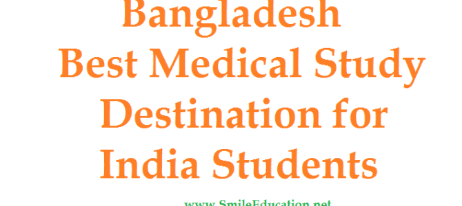 Select Best Medical Study Destination outside India