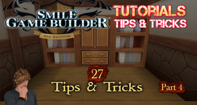 SGB Tutorial #27 - Tips & Tricks - Part 4