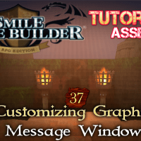 Smile Game Builder Tutorial #37:Customizing AssetsMessage Windows