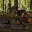 Finding Treasure – Title Screen (Smile Game Builder)