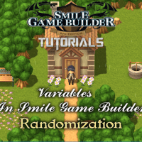 Variables In Smile Game Builder - Part 3: Randomization