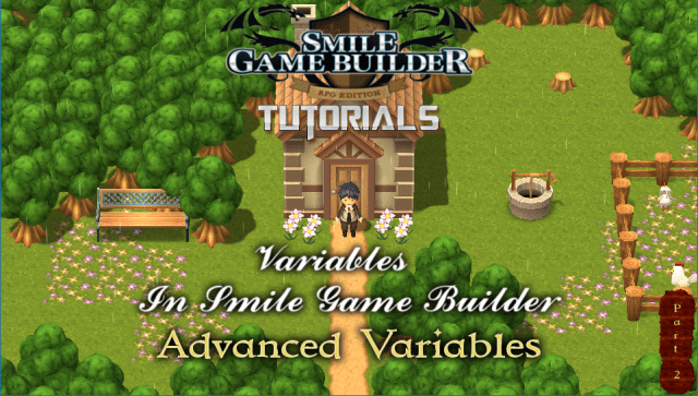 Variables In Smile Game Builder - Part 2: Starting With Advanced Variables