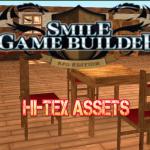 Smile Game Builder Hi-Tex Assets Models
