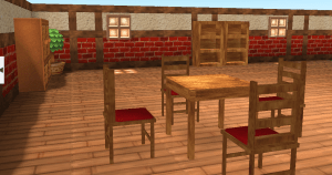 Smile Game Builder Table Chairs Showcase