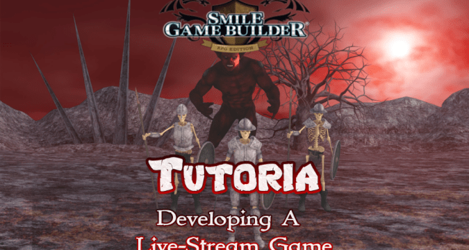 Smile Game Builder - Tutoria: Developing A Live-Stream Game