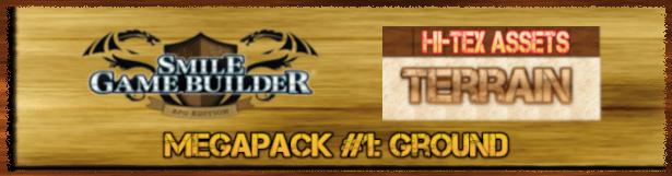 Hi-Tex Assets - Terrain Megapack #1: Ground