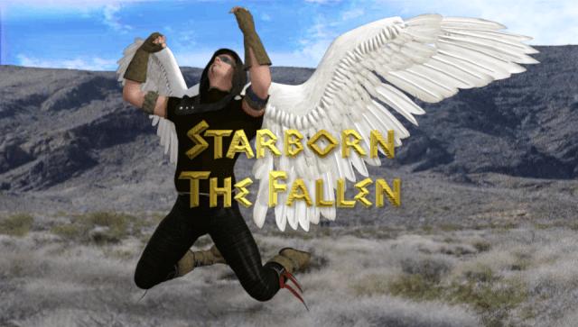 Starborn: The Fallen (SMILE GAME BUILDER)