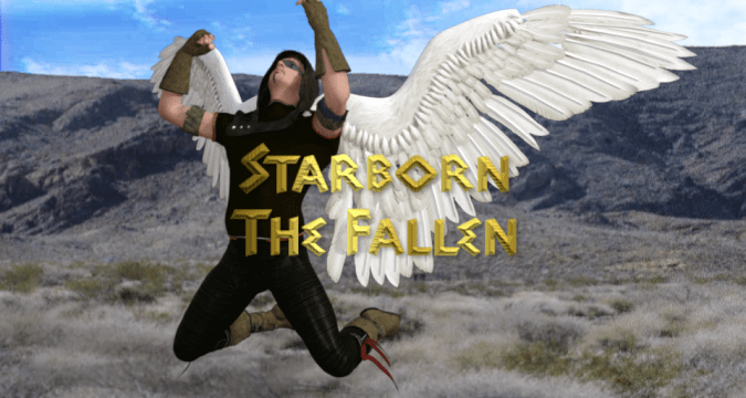 Starborn: The Fallen (SMILE GAME BUILDER)